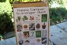 Backyard camping / by Allison Beesley