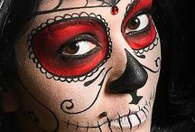 Day of the Dead Face Paint Designs