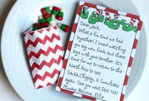 Holiday Christmas Elf on the Shelf / by Mom