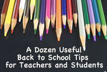 School stuff / by Rachel Hoyer