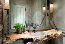 Bathroom ideas / by Angela Simms