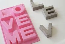DIY: Concrete Projects / by Junkin' J