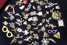 Charming Oracle / A tool for divination, brainstorming and creative writing, the Boyer Charming Oracle consists of 60+ charms. http://CharmingOracle.com / by Janet Boyer
