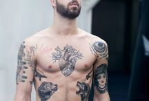 tattoos and piercings