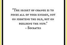 Quotes / Inspiration. Motivation. Zen vibes & memorable quotes.