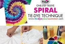 Tie Dye Happiness