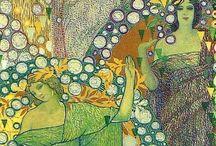 Art Painter Galileo Chini