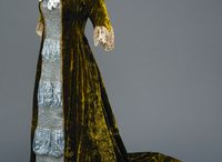 Aesthetic Dress (Victorian and Belle Époque) / Primarily Asthetic Dress, but may have Reform, Rational, and Art Nouveau dresses as well.