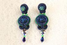 Soutache by IrynArs / Soutache jewelry by @IrynArs
