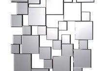 квадраты в интерьере