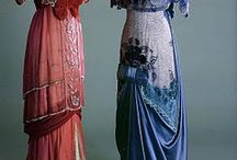 Early 20th C Fashion (1900-1930's) / by Laura Proctor