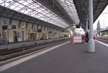 RAILWAYS, FERROVIE, STATIONS, STAZIONI