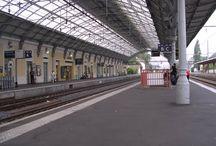RAILWAYS, FERROVIE, STATIONS, STAZIONI