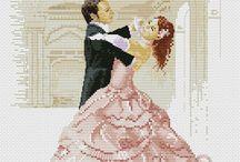 borduren dansen