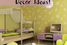 Kids rooms