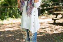 Fall promo shoot clothing ideas