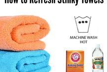 Towel wash