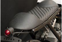 seat motor cycle