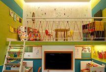 Decoração quartos de criança