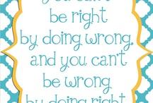 Words of wisdom / by Natalie Murdock