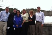 National Walking Day / April 2nd was National Walking day! Some of our team members got outside for a nice walk on a beautiful day here in New Hampshire!