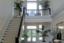 Foyers & Stairs & Hallways / by Lani Browning