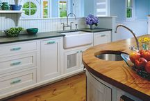 Kitchen smitten / by Amy Johnson