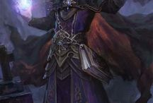 Mages, Sorcerers, Wizards and Others