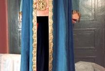 Robes-uniformes Catherine II de Russie