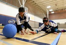 Adaptive Sports / Physical and mental disabilities no longer prevent people from enjoying an athletic life thanks to the invention of adaptive equipment and new kinds of sports.