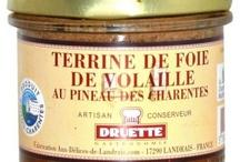 Pâtés de volaille / Nombreux choix de pâtés de volaille disponible dès à présent sur notre site www.aux-delices-de-landrais.com Achetez local - made in France