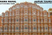 Hawa Mahal / Interesting Facts About Hawa Mahal ,Jaipur   Read : http://letsgoindiatours.blogspot.in/2015/12/jaipur-rajasthan-tours.html