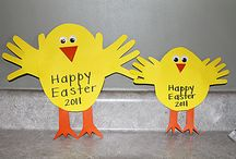 Easter / Easter ideas & crafts for you & your kids.