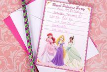 festa aniversário princesas