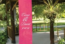 Wedding reception essentials by Grapevine Weddings / Accessories and decor for your wedding reception