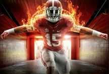 ROLL TIDE / by tanya yarbrough