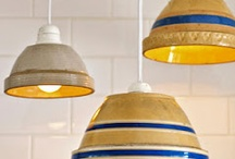 Inspiration, Kitchen Lamps