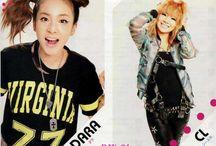 2ne1 / 2NE1-- je čtyřčlenná jihokorejská dívčí skupina vytvořená YG Entertainment