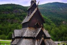 Stave churches