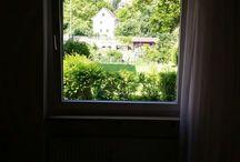 My favorite window / Esta é a vista da minha janela da sala.  Não me canso de a ver e fotografar.