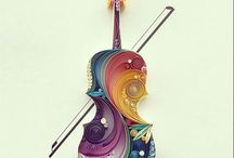 Quilling Art and Origami
