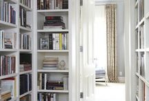 bookcases & built ins