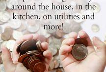 Money Tips / Tips on saving money and spending smart