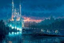 Disney/Pixar - Castles