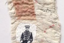 Slow stitchery in Pania's Lounge / Discovering the joy of stitching slow and naturally.