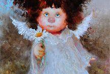 Aniołki Galiny