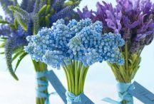 Styled flower