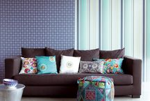 Suzani Wallcovering Collection by Eijffinger / Suzani Wallcovering Collection by Eijffinger
