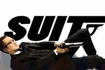 suit / suit!  スーツ!