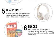 Travel tips (flight bus)